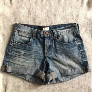 J. Crew Factory Denim Shorts